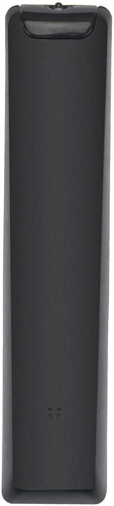 Replacement Remote Control Controller for Samsung UN55KU6500 UN55KU6600 UN55KU6600FXZA 55-Inch 4K Ultra HD Smart LED TV UN55KU650DFXZA UN55KU6500FXZA UN55KU650D