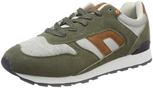 Blend 20705889, Sneaker Uomo Grigio (Dusty Olive Green 77203)