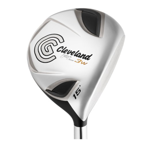 Cleveland Launcher FL Fairway Woods 3 (Right Hand, Graphite, 15 degrees, Regular)