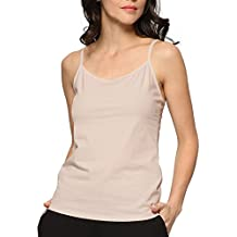 GYS Womens Essential Adjustable Camisole Tank Top