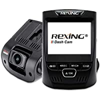 Rexing V1 2.4-inch LCD 1080p 170-degree Wide Dashboard Camera Deals