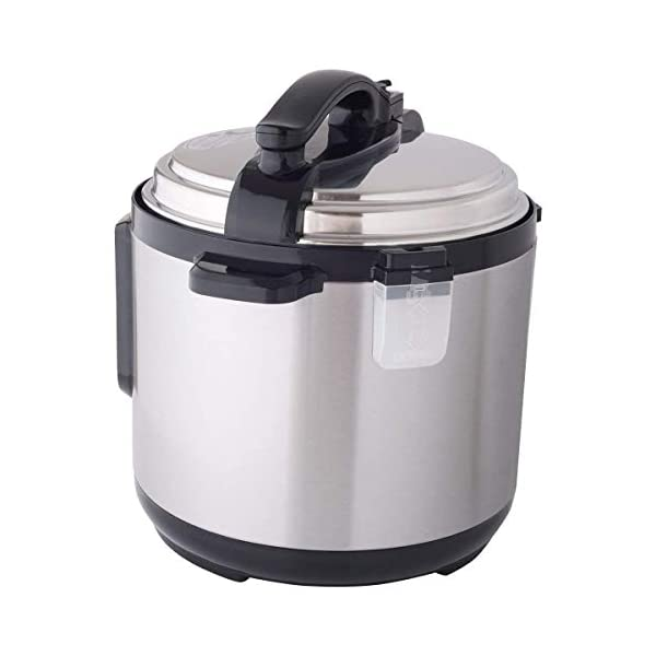 COSTWAY 7-in-1 Electric Pressure Cooker Multi- Use Rice cooker Programmable Digital Non Stick Stainless Steel Pressure… 3