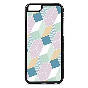Case Fun Case Fun Quiet Cubes by Finch Five Snap-on Hard Back Case Cover for Apple iPhone 6 4.7 inch