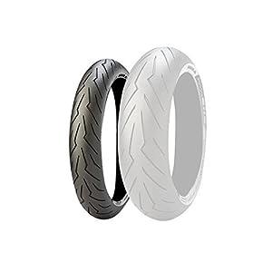 Pirelli Diablo Rosso III Front Motorcycle Tires - 120/70ZR-17 2635200