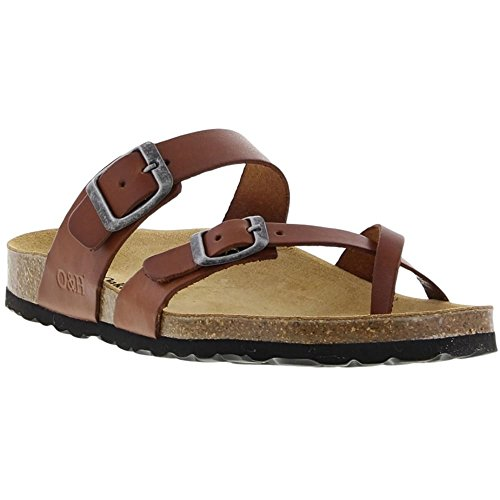 UK Oak & Hyde Savannah Sandal (Tan) DL66Zk