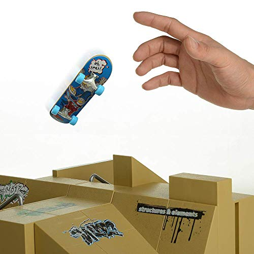 Finger Skateboards for Kids Set of 12, HOMETALL Mini Skateboard Fingerboards 12 Pieces Finger Toys Pack, Gifts for Kids Children Finger Skater
