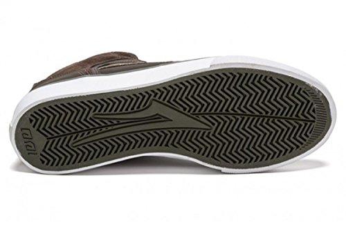 Lakai Skateboard Schuhe Telford AW Coffee Suede - Sneakers Sneaker Coffee Suede