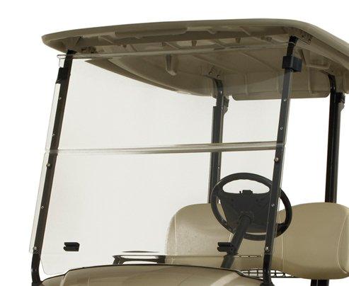 Dot Club Car Precedent Windshield Hinged W/W 1/4