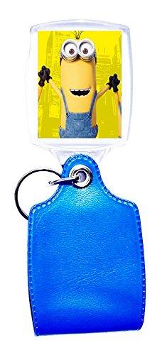 Llavero azul Minions 4: Amazon.es: Hogar