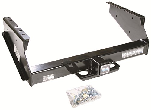 """Reese 45012 Class V Custom-Fit Professional Hitch with 2-1/2"""" Square Receiver opening"""