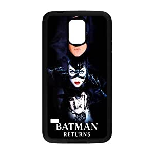 Samsung Galaxy S5 Cell Phone Case Black Batman Returns P4D5OL