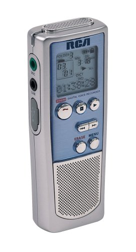 RCA Voice Recorder 256MB Built in Flash Memory