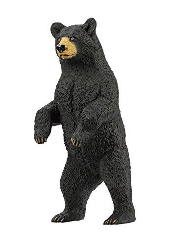 Safari Ltd Wild Safari North American Wildlife Black (Black Bear Figurine)
