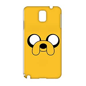 Fortune Yellow Lovely Snoop Dogg 3D Phone Case for Samsung Galaxy Note3