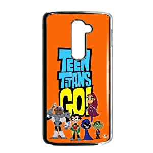 LG G2 Cell Phone Case Black Teen Titans Jnnrr