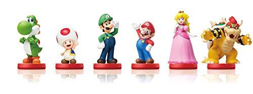 Super Mario Brothers 6 Amiibo Bundle by Nintendo