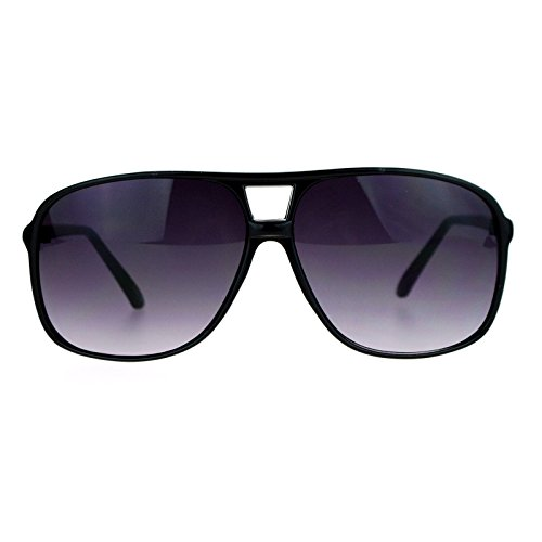 SA106 Oversize Large Thin Plastic Racer Mens Sport Sunglasses - Sunglasses Oversized Men