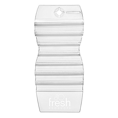Fresh Products Hang Tag Air Freshener, Honeysuckle, 12/cs - HTSC-HS ()