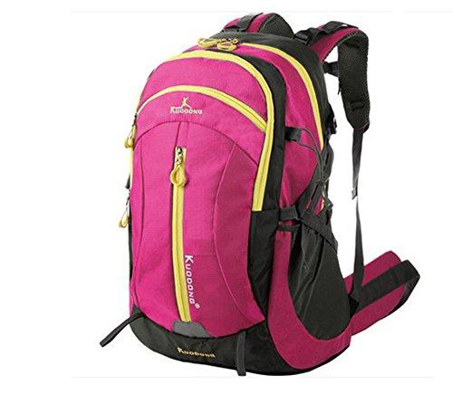 BUSL escalada al aire libre del bolso de hombro masculino de gran capacidad 60L acampar bolsa de deporte mochila femeninos . c c