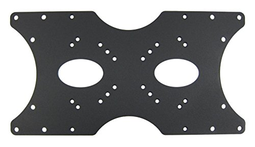 Mount Plus 201D Vesa 400 x 200 Adapter Plate for Wall Mounts