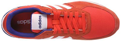 mysink Scarpe 8k Red res ftwwht mysink Adidas ftwwht Uomo Running Hi Rosso hirere 57vxBOwq
