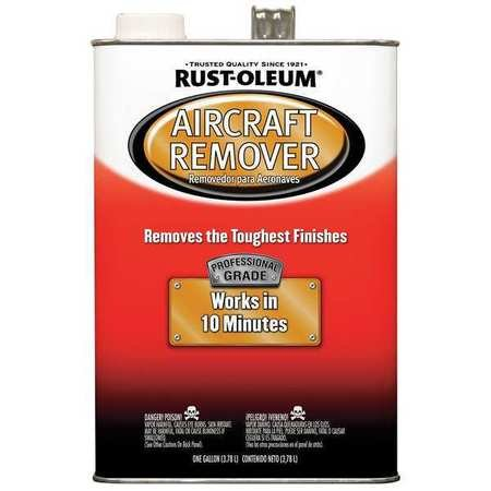 Aircraft Remover, 1 gal. (Aircraft Remover Rustoleum)