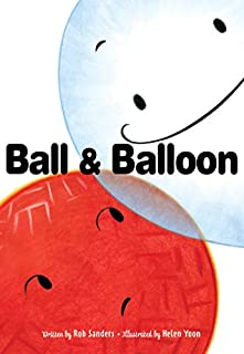 Book Cover: Ball & Balloon