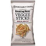 The Daily Crave Veggie Sticks - 6 oz