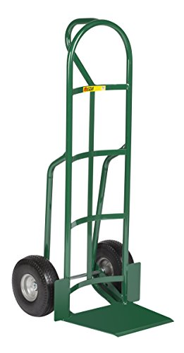 Little Giant T-364-10FF Shovel Nose Hand Truck with Loop Handle, 600 lb Capacity, - Hand Little Giant Trucks