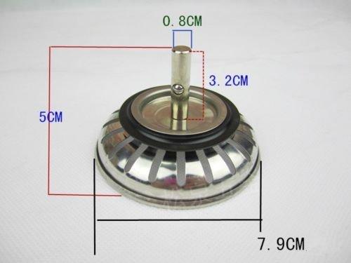 SEEM® diametro di 79mm, acciaio inox, tappo filtro filtri per ...