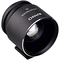XPRO Optical Viewfinder 28/35/45 Black Camera Eyepiece for Canon Nikon Pentax Sony Olympus Fujifim Samsung Sigma Minoltaz DSLR Camera