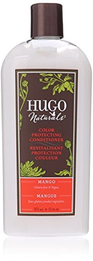 Colour Protecting Conditioner, Geranium, 12 fl oz (355 ml) by Hugo Naturals