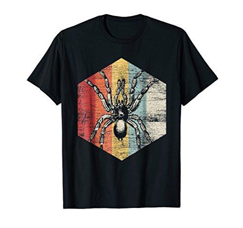 Scary Spider T-Shirt Halloween Gift Idea Tarantula -