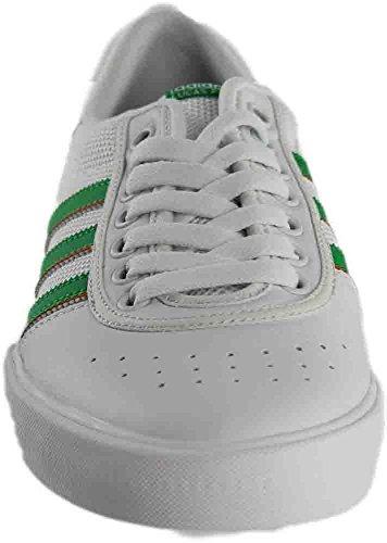 Adidas Lucas Estreno Adv Patín Del Zapato - Hombre Blanco Exclusivo de descuento 4Ho4WCODR