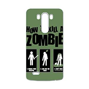 HWGL Kill Zombie Cell Phone Case for LG G3