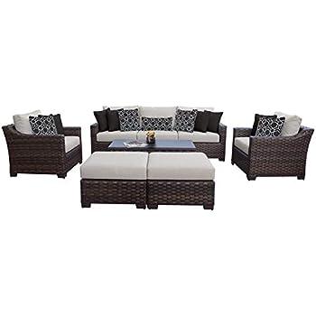 Amazon.com: W Unlimited – Juego de exterior muebles de ...