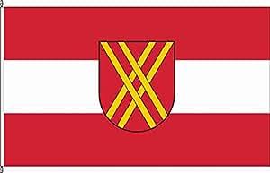 Mesa banderitas pünderich–Soporte para banderas de mesa de madera