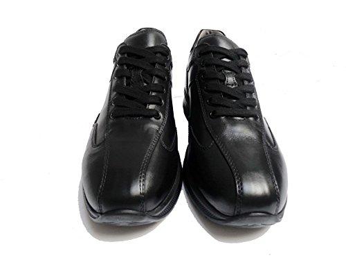 Nero Giardini 5250 scarpe casual da uomo in pelle col.Nero, num. 44