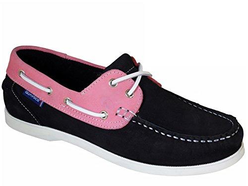 Scarpe Da Pink Donna Barca Quayside Navy Blu gHqZnF