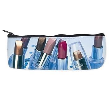 c4003f6908d6 Cosmetics lipstick Pencil Case Bag: Amazon.co.uk: Office Products