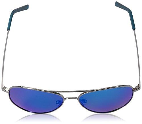 56 Ruthenium 6LB N JY Gafas Adulto Polaroid 6012 Greyblmirror Pz Sol de PLD Unisex Gris xpnqP6wZ