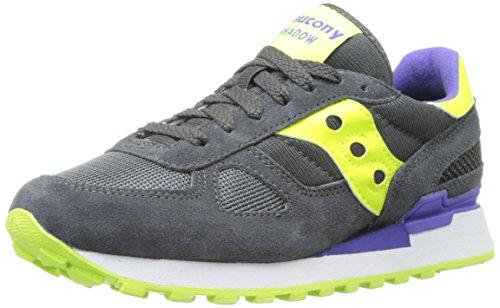 Sneaker Adulto Grigio Shadow Scamosciata Bassa Original Pelle Saucony Unisex xqWvYtwStg