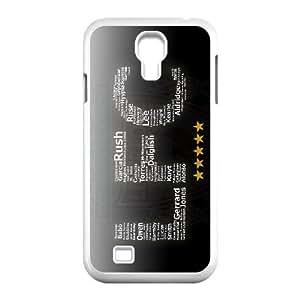 Samsung Galaxy S4 I9500 phone cases White Liverpool Logo Phone cover GWJ6347531