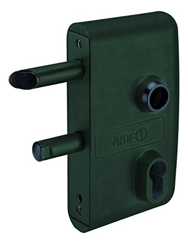 AMF Gate Gate Latch Varibo Pack of 1, Green, 107GFN 11668