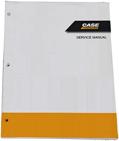 Case 9007B Crawler Excavator Workshop Repair Service Manual Part Number 7-22241