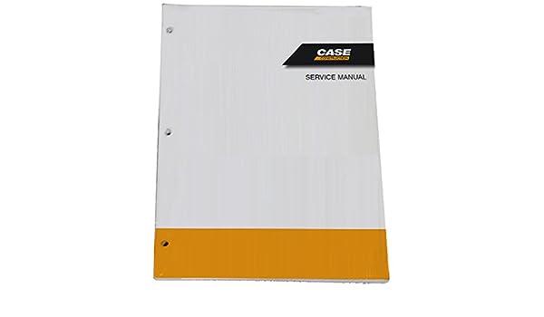 amazon com case 550e 550g crawler dozer workshop repair service rh amazon com Old Case Dozers Track Pads for Case Dozers
