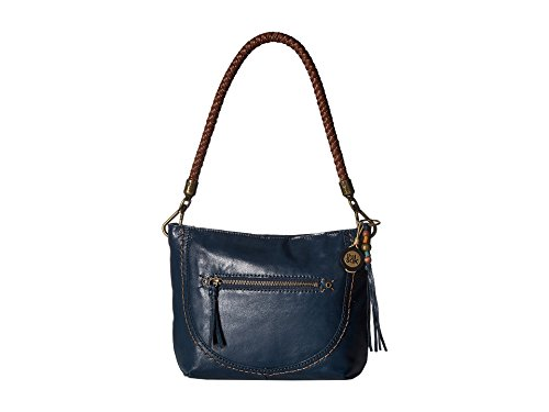 The Sak Women's Indio Leather Demi Indigo One Size