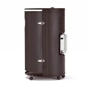 Burny Sahara - Estufa de gas (incluye termostato y manguera): Amazon.es: Hogar