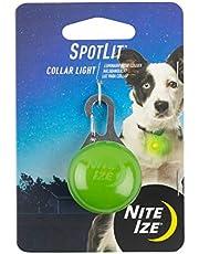Nite Ize SpotLit Clip-On LED Light with Carabiner, Weather Resistant