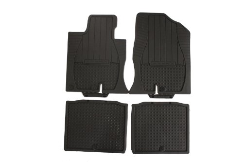 Hyundai Azera Accessories - HYUNDAI Genuine Accessories 3V013-ADU00 All Weather Floor Mat